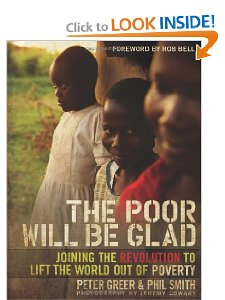 The poor will be glad